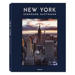 Boek NEW YORK, Bernhard Hartmann L34 B28