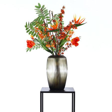 Parrot tulp Oranje H66