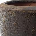 Pot Klaas Lava Zwart D56 H95