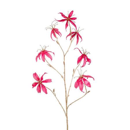 Gloriosa Tak Velvet Goud/Roze H108