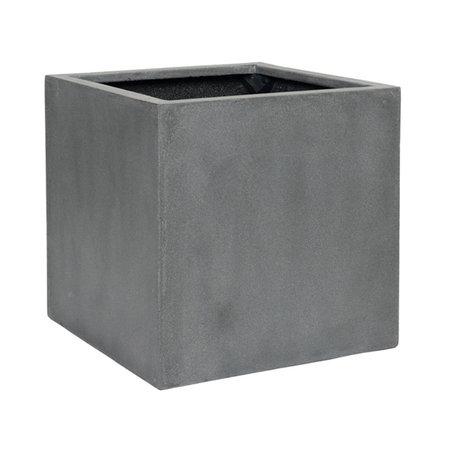 Block XXL Grijs 70x70