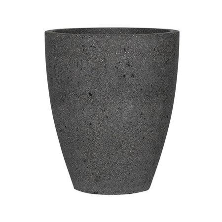 Pot Ben L Lateriet Grijs D46.5 H55