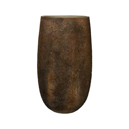 Pot Tarb XL oneffen Bruin D50 H90