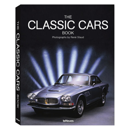 Boek The Classic Cars