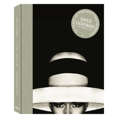 Book Greg Gorman, It's not about me