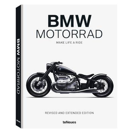 Book BMW Motorrad Extended Edition