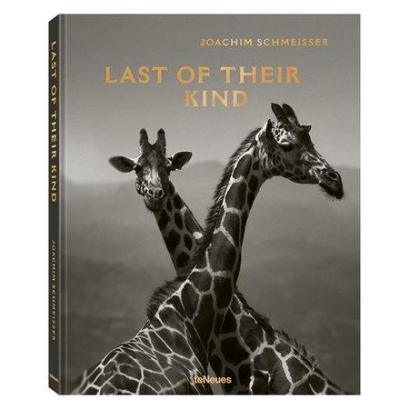 Book Last of their kind, Joachim Schmeisser