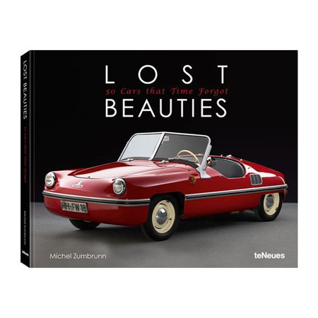 Boek Lost Beauties, 50 Cars that Time Forgot L23.5 B29