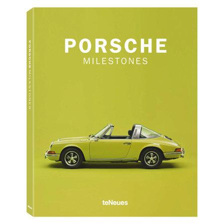 Boek Porsche Milestones