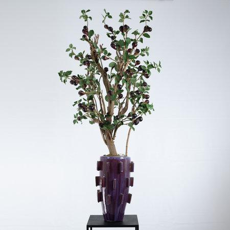Pot Keet Violet D28 H50