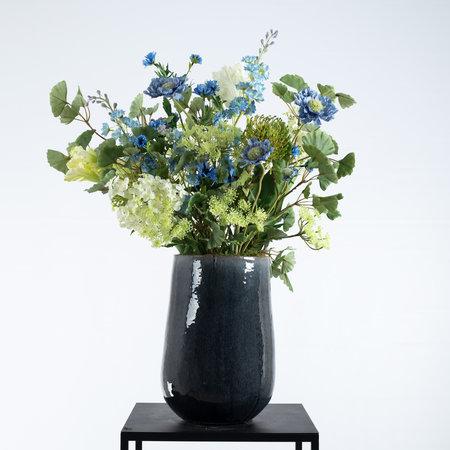 Delphinium Agathe Tak Blauw H85