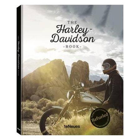 Boek The Harley-Davidson, Revised & Extended edition L31 B24