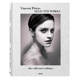 Boek Selected Works, Vincent Peters
