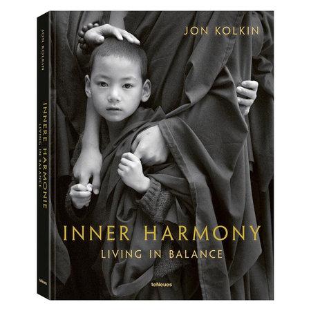 Boek Inner Harmony, Jon Kolkin
