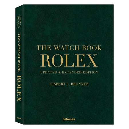 Boek Rolex Updated and Extended Edition L32 B24.5