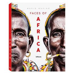 Boek Faces of Africa, Mario Marino