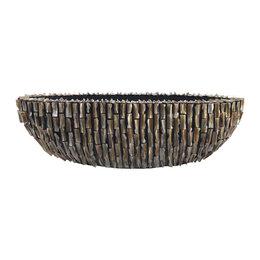 Pot Rough Shell Oval