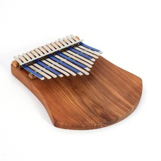 Hugh Tracey Alto Kalimba Trade Mark met pick-up, Hugh Tracey