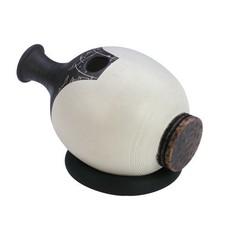 Schlagwerk Skin-Udu Drum, Ø 27 cm, Schlagwerk (incl. standring)