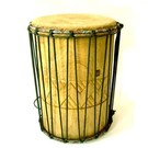 Bouba Percussion Doundoun Ø 45 cm, Guinee, Bouba