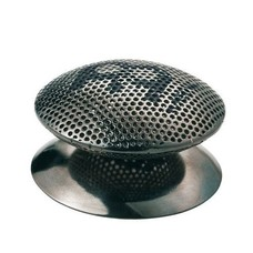 Meinl Spin Spark shaker, metaal met kogeltjes, Meinl
