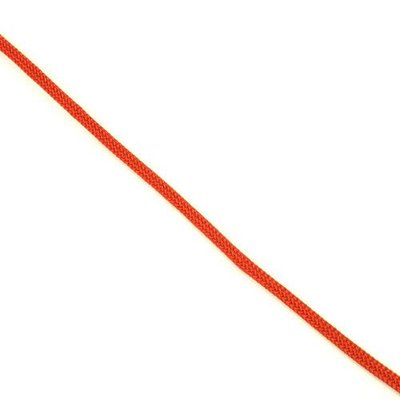 Touw polyester 4 mm rood (p/m)
