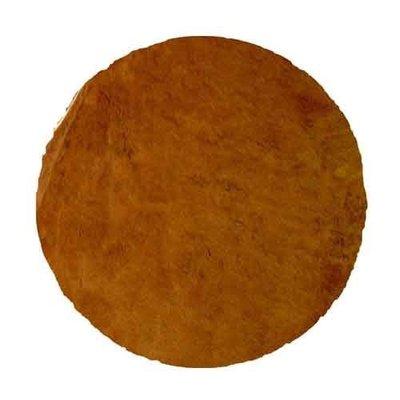 Koeievel met haar Ø 50 cm, dikte 1,5-3 mm