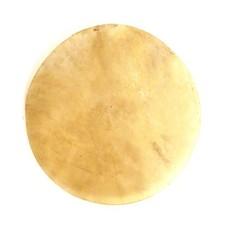 Kalfsvel geprepareerd Ø 60 cm dikte ± 0,4 mm