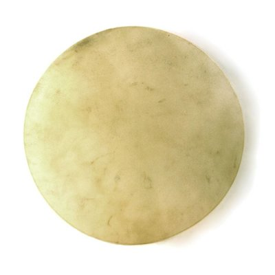 StigSlag Koeienvel geprepareerd / bongovel Ø 40 cm dikte ± 1 mm