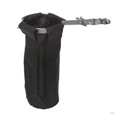 Drumstokkenhouder, met montagebeugel (voor ± 20 stokken)