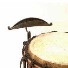 Bananabel op klem, voor staande doundoun, StigSlag