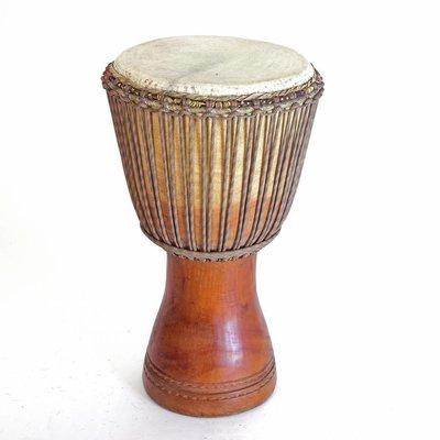 Bouba Percussion Djembé model Bonfi, Guinee Ø 32 - 33 cm, Bouba Percussion