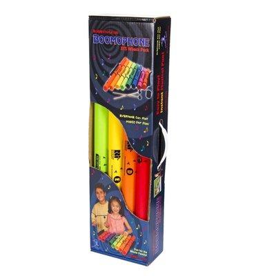 Boomwhackers Boomophone, pakket voor Boomwhacker Xylofoon