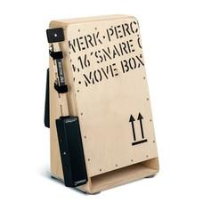 Schlagwerk Movebox, Cajon met draagriem, Schlagwerk