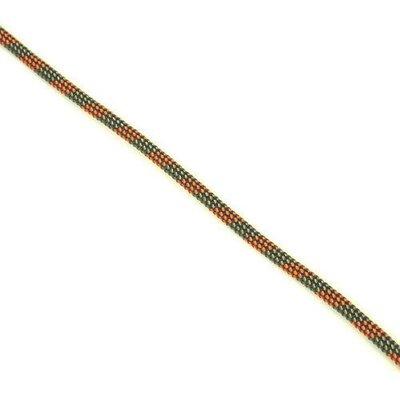 StigSlag Touw polyester 5 mm blauw-beige-oranje (p/m)