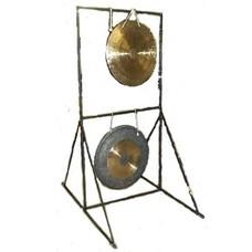 Stiggelbout Slagwerk Gongstandaard voor gongs boven elkaar, StigSlag