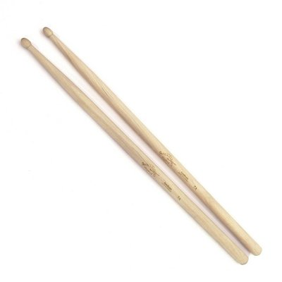 Rohema Drumsticks 7 A, Hornbeam van Rohema, met Stig logo, per paar