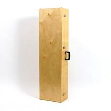 Kist voor monochord KoTaMo (2x23 snaren)