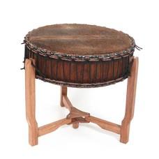 Rytmelo Gongdrum Ivoorkust, Ø 58 cm, Kambala (incl. standaard)
