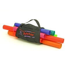 Boomwhackers Xylotote, tas/houder voor Boomwhackers