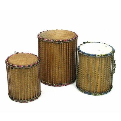 Mini-doundoun-set Ivoorkust (excl. standaard)