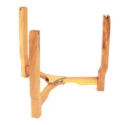 StigSlag Houten standaard voor framedrum met diameter tot 60 cm