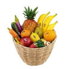 Nino Fruit- en groenteshaker assortiment 36 stuks, Nino