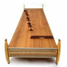 Monochord KoTaMo DeLuxe, 2 x 35 snaren