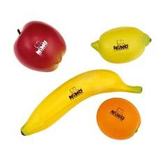 Meinl Fruitshakers 4 stuks, Nino