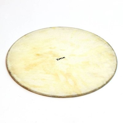 Litik Percussion Pre-Tucked Calfskin, kalfsvel op ring, Ø 14'', Litik