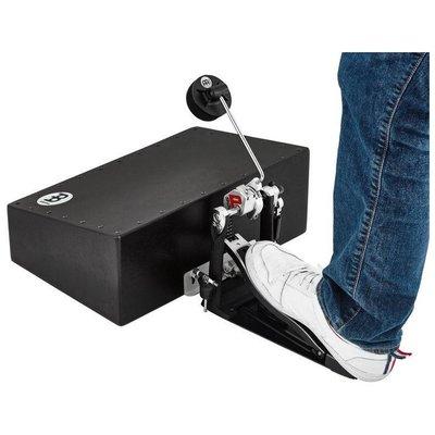 Meinl Bass Box, bascajon met klopper, Meinl