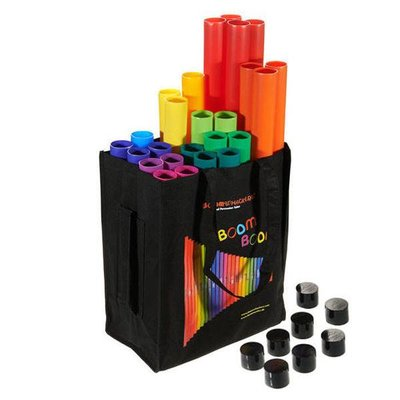 Boomwhackers Boomwhackers Move&Groove Pakket 'Set 01'