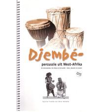 Djembé Percussie in West Afrika, Ibro Konate - Boek + 2 CD's
