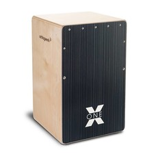 Schlagwerk Cajon X-One Hard Coal Stripes, Schlagwerk